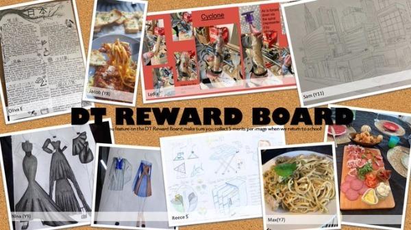 Reward Board 8