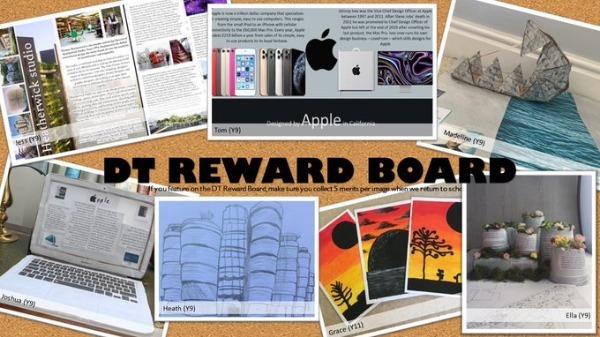 Reward Board 10